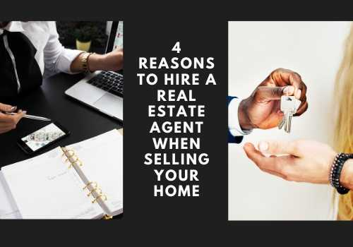 4 Reasons to Hire a Real Estate Agent When Selling Your Home in Vaughan, Ontario